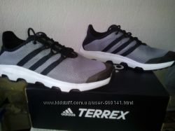 Мужские кроссовки Adidas terrex cc voyager BB1891 Цвет серый Верх текстил