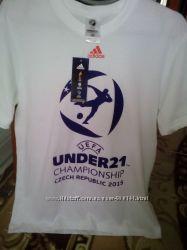 Футболка Adidas UEFA UNDER21 LO оригинал