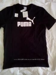 Футболка Puma Ess Logo Tee оригинал
