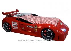 Детская кровать-машина GT 999