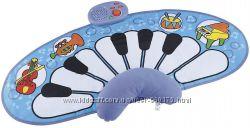 музыкальный коврик-мат-пианино  англ. фирмы ELC