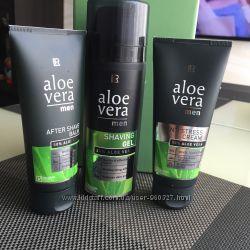 Подарочный Набор для бритья LR Aloe Vera Men