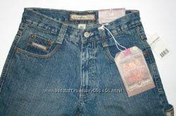 Новые джинсы U. S. POLO р10-12 лет