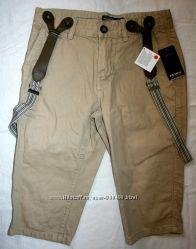 Новые шорты-бермуды Pull&Bear