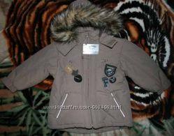 Новая зимняя  куртка   р104