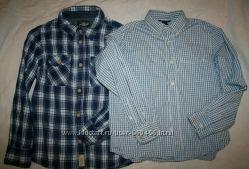 Рубашки H&M р146