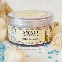 Swati ayurveda - Дневной крем для лица . 50 грамм . Отличный крем