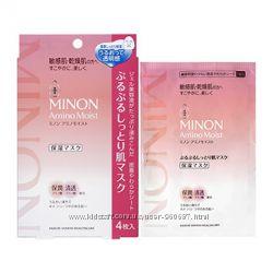 Minon Amino  маски с аминокислотами . Супер увлажнение . Япония . Качество