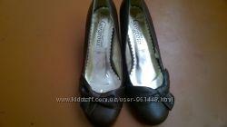 Туфли NewLook 36 размер коричневые