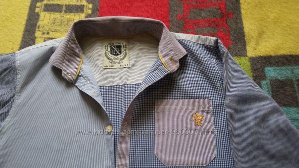 Школьные рубашки с тениски