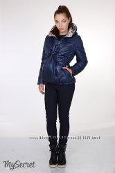 Куртка для беременных, двухсторонняя, демисезонная