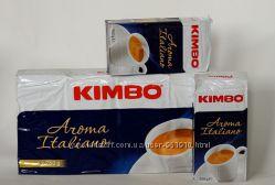 кава мелена   lavazza, kimbo. illy Італія 250гр              р