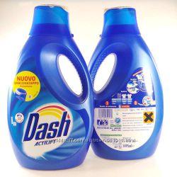 гель для прання dash