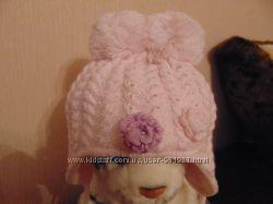 Польские зимние шапочки для девочки