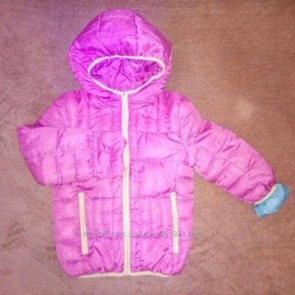 Деми куртка  Glo-story для девочки