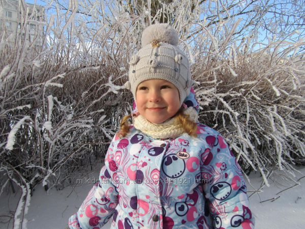 Зимняя шапка Barbaras 48-50р.