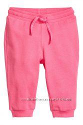 Нові штани H&M на 4-6 міс, на ріст 68