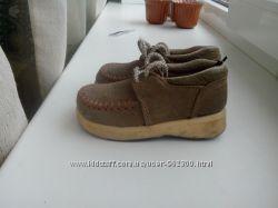 Повністю шкіряні туфлі