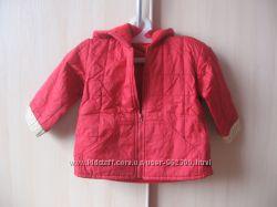 Демі курточка на байці. 12-18 міс. Іспанія.