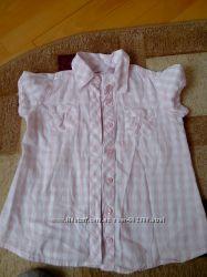 Легенька модна сорочка. 2-4 роки.