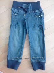 Плотні джинси для холодної пори.