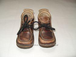 Хлопчачі шкіряні черевики Chicco 25 розмір