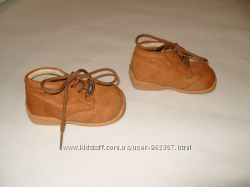 Хлопчачі шкіряні туфлі, марка CHICCO 18р.