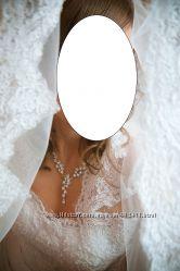 продам эксклюзивное свадебное платье