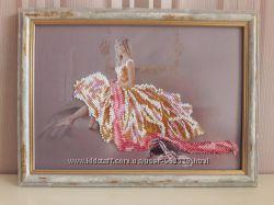Картины бисеромполная и частичная вышивка