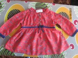 Платье Zara для маленькой модницы