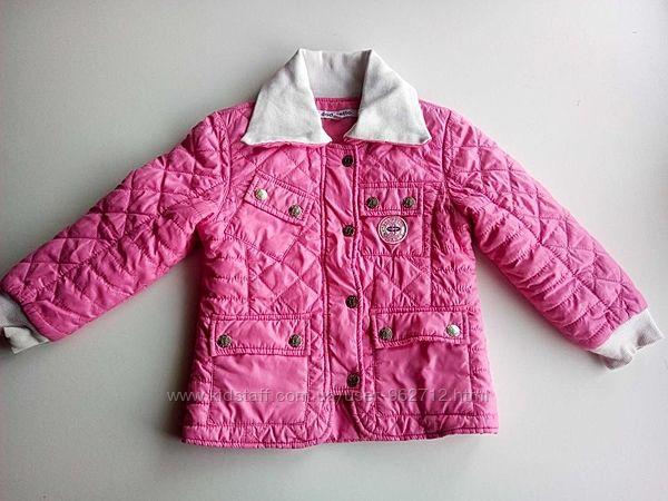 Демисезонная курточка Dodipetto на девочку 3-4 года