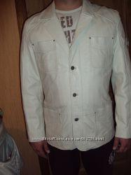 Пиджак кожаный из Германии