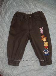 Штаны штаники штанишки р. 68-80 H&M Disney
