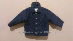 продам фирменную стеганую куртку S. Oliver, на 1, 5-2г