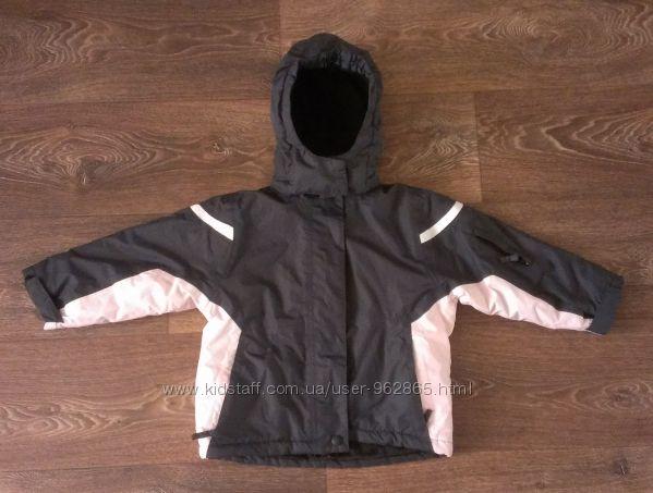 термо-куртка, р. 98-104, на 3-4 годика