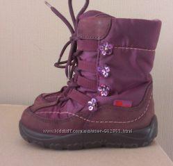 высококачественные зимние термо-ботинки Elefanten, р. 22, 14см