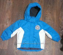 новая термо-куртка на 2 - 2, 5 годика
