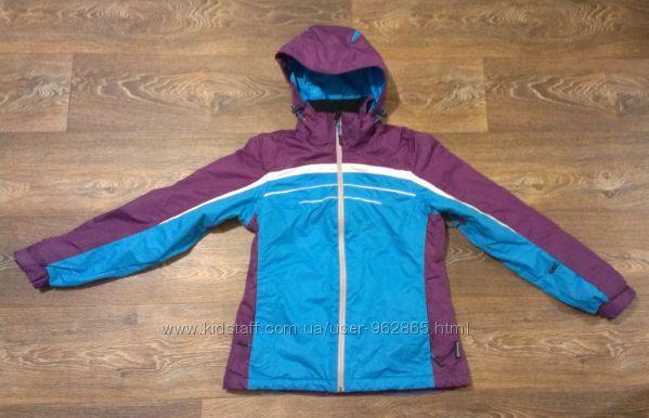 высококачественная лыжная термо-куртка, в идеале, р. М наш 44-46