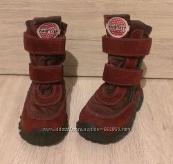 теплющие термо-ботинки, Италия, р. 24, 15см