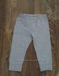 шикарные штанишки треггинсы Zara, на 1-2 годика