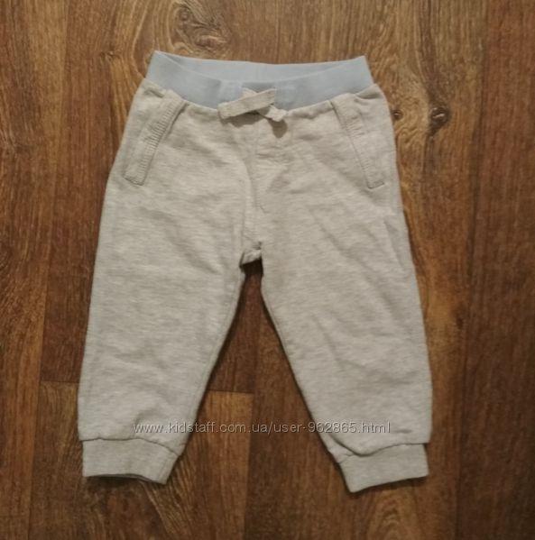 спортивные штаны унисекс, на 1, 5-2 годика