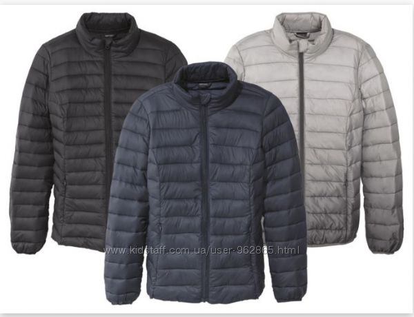 р. М, L, XL Esmara, женские термо-куртки мега легкие