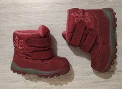 р. 23, 14, 5см, теплые термо-ботинки Германия