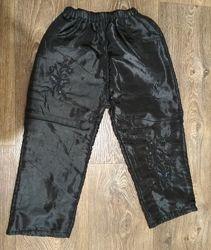 р. 92-98, новые теплые зимние штаны для девочки