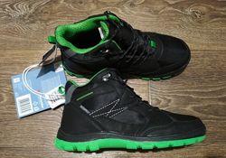 р. 34-37, треккинговые термо-ботинки Германия