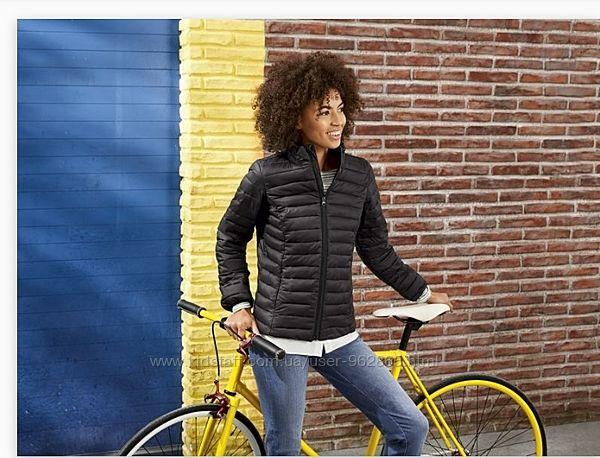 р.48-50, лёгкая термо-куртка Esmara Германия, оригинал