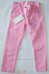 Стильные джинсы для девочки Gatti Италия. Размер 4 года