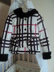 Продам очень красивую и теплую курточку
