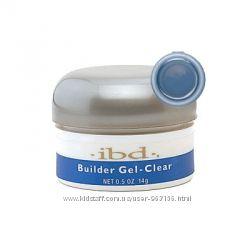 Прозрачный конструирующий гель IBD Builder Gel Clear