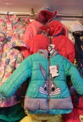 Детская куртка Кролик на 1-3-5 лет
